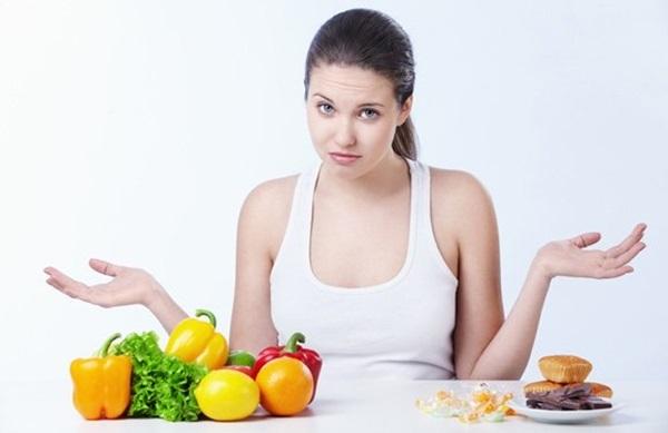 ăn kiêng giảm mỡ bụng
