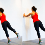 TOP 6 bài tập giảm mỡ bắp tay bắp chân chuẩn chỉnh nhất cho chị em