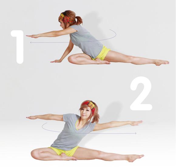 Cách giảm mỡ bụng dưới cho nữ nhanh nhất bằng bài tập thế dục