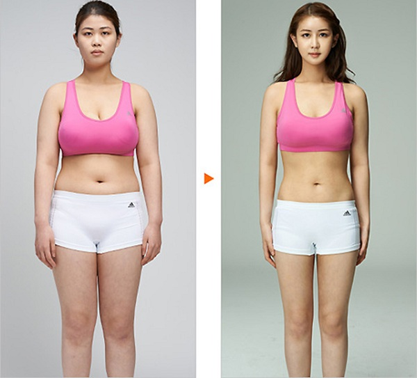 giảm mỡ toàn thân sau sinh