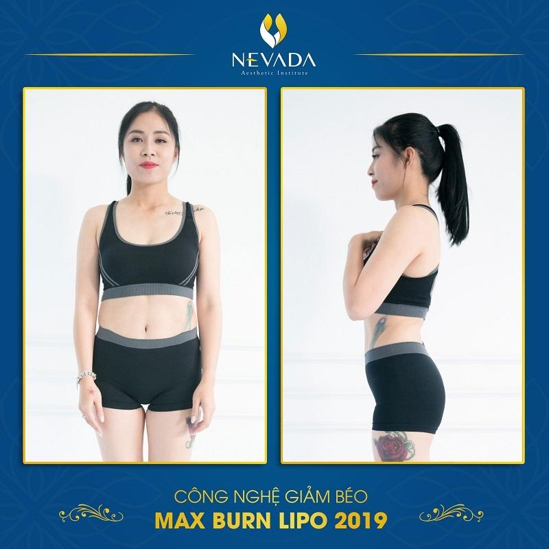 Giảm béo Max Burn Lipo phù hợp với những đối tượng nào