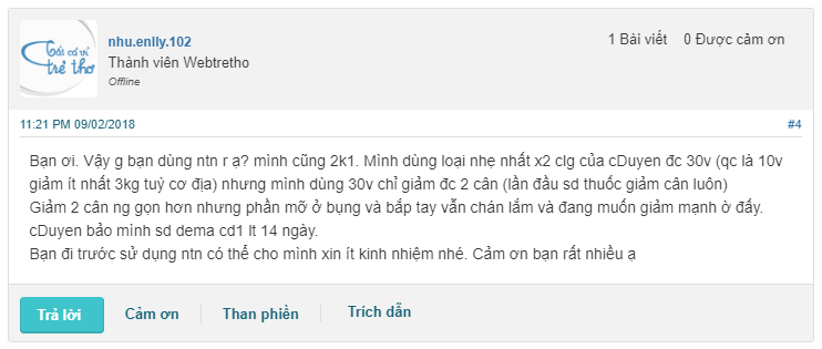 < HOT > Review 2 loại thuốc giảm cân Dema Fitness & thảo dược Linh Châu