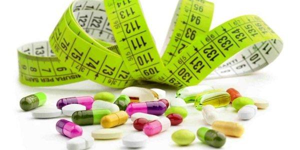 các loại thuốc giảm cân