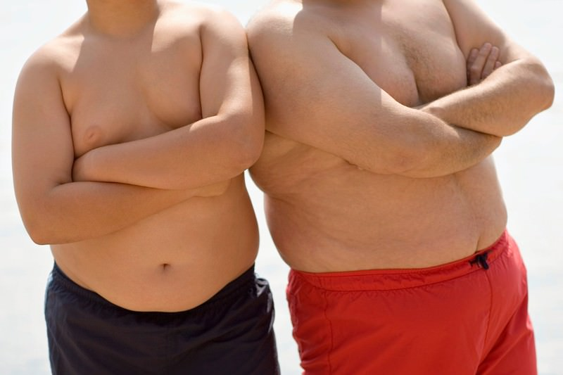 giảm béo bụng nam