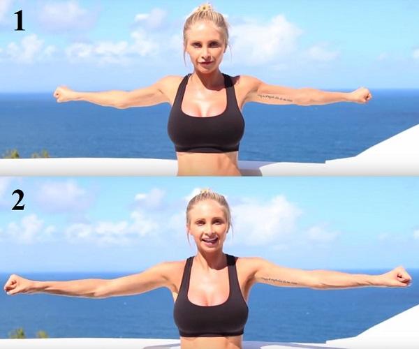 giảm béo bắp tay nhanh nhất