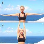 Mẹo giảm mỡ bắp tay nhanh nhất chỉ với 5 phút tập luyện mỗi ngày