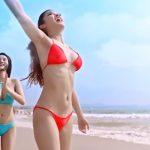 """Huyền My diện Bikini khoe bụng phẳng dáng nuột trên bãi biển """"đốn tim"""" người hâm mộ"""