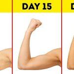 Bài tập cho bắp tay thon gọn, không tăng cơ bắp dành cho nữ