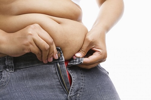 thói quen gây thừa cân béo bụng