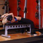 Cách tập cho bắp tay thon gọn với gym,  giảm bắp tay chưa bao giờ dễ dàng đến thế