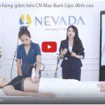 Livestream khách hàng giảm béo bằng CN Max Burn Lipo chuẩn Mỹ tại Nevada