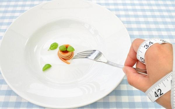 sai lầm trong cách giảm béo