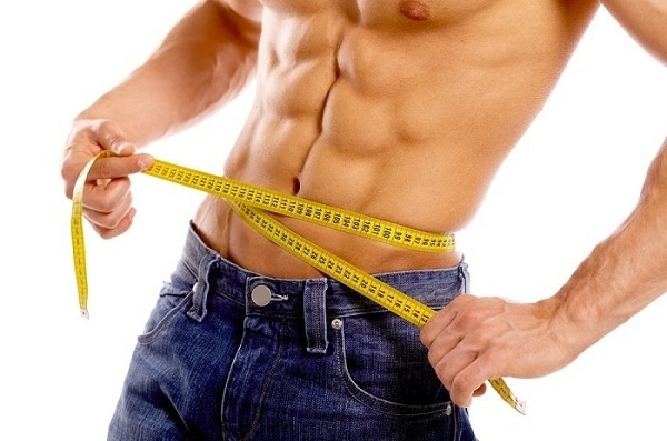 tập giảm mỡ bụng nam giới