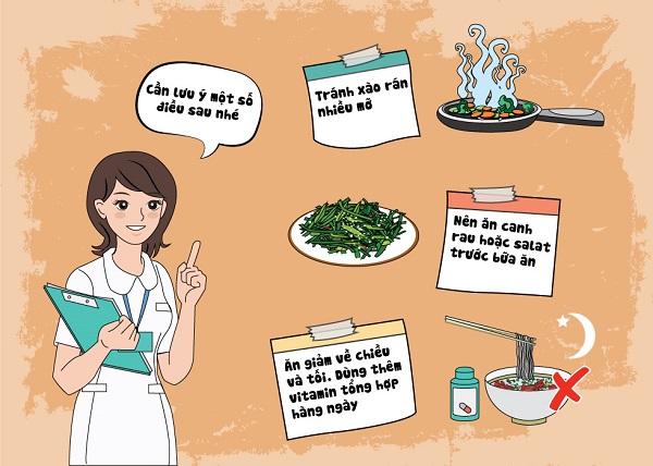 hướng dẫn cách cách giảm cân hiệu quả