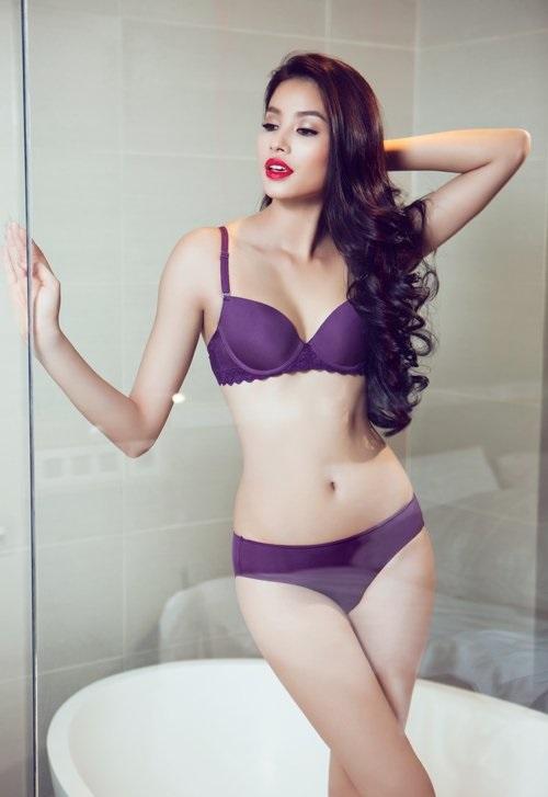 chế độ ăn kiêng giảm cân của hoa hậu Phạm Hương