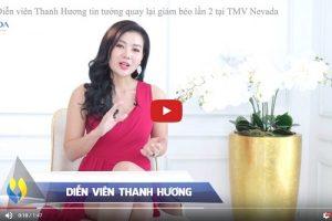 Diễn Viên Thanh Hương tin tưởng quay lại giảm mỡ lần 2 tại TMV Nevada