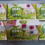 Trà giảm cân Idol Slim Apple Thái Lan có tốt không | Giá bao nhiêu