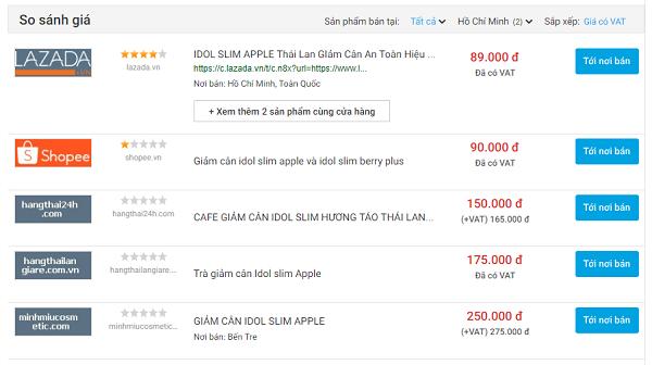 like slim apple, trà giảm cân idol slim apple thái lan, idol slim apple có tốt không, trà giảm cân thái lan idol slim, idol slim apple review, cách sử dụng idol slim apple