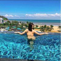 Sau tin đồn gái hư, ảnh siêu mẫu Hồng Quế nude lại tiếp tục rò rỉ
