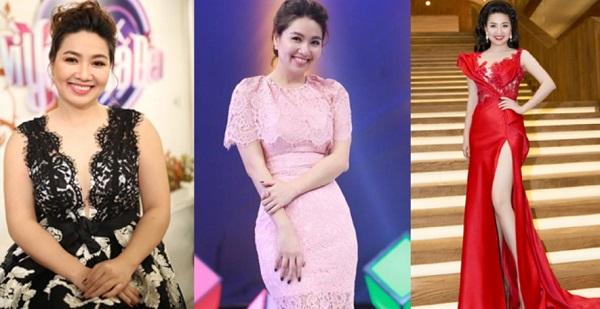 bí quyết giảm béo sau sinh mổ của diễn viên Lê Khánh