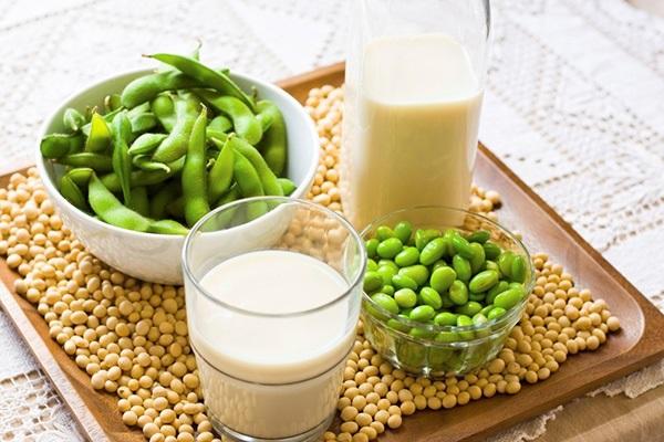 cách dùng làm sử dụng uống bột mầm đậu nành có tác dụng để giảm cân không
