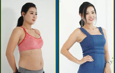 Kết quả của diễn viên Thanh Hương giảm béo bụng giảm béo bụng tại Nevada