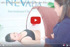 DV Lê Khánh tiết lộ bí quyết giảm béo sau sinh thần tốc khi đang cho con bú