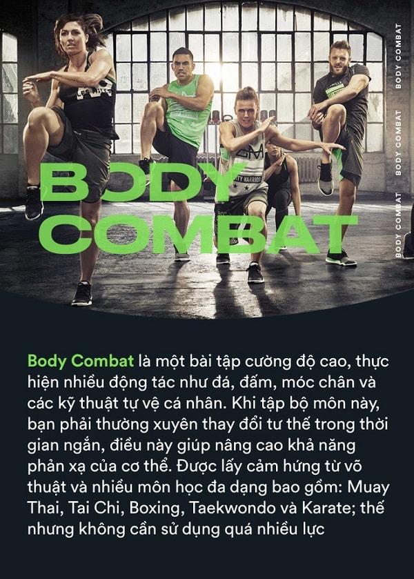 6 bộ môn thể dục giảm cân