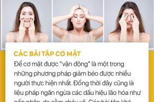5 mẹo nhỏ giúp bạn thổi bay lỗi lo béo mặt