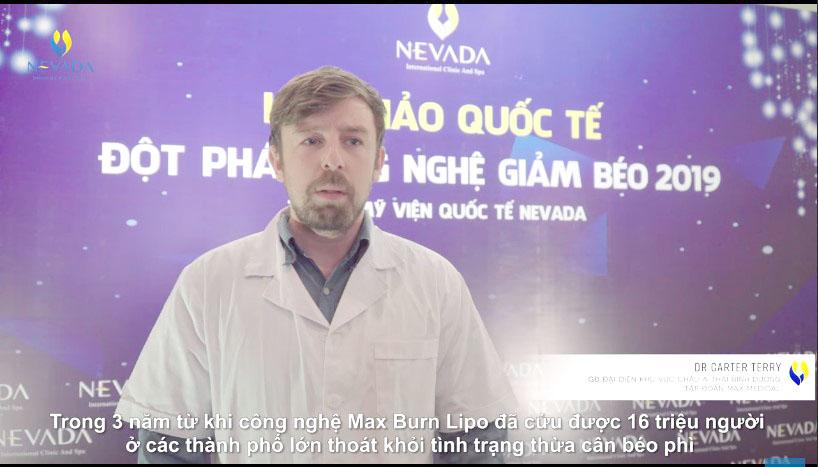 chuyên gia đánh gái về công nghệ Max Burn Lipo