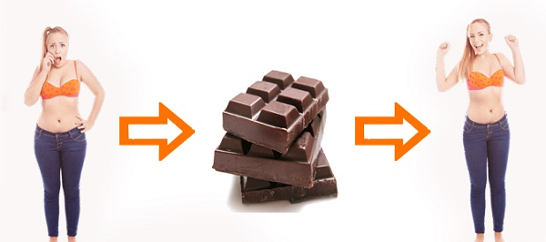 ăn socola giảm cân