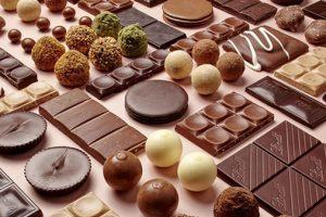 Bất ngờ! Ăn socola mùa valentine không những không tăng cân mà còn giúp giảm cân hiệu quả