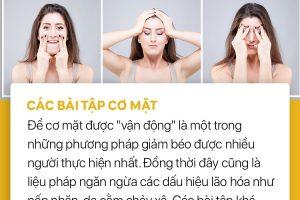 Quên béo mặt đi vì 5 mẹo đơn giản này sẽ giúp bạn sở hữu gương mặt Vline nhanh chóng