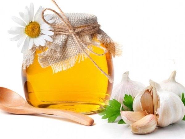 tỏi ngâm mật ong giảm cân