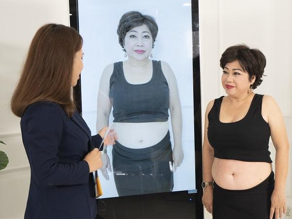 diễn viên phi phụng giảm béo