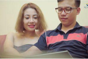 Bị chồng nhắc khéo nên giảm cân vợ quyết tâm lột xác đúng chuẩn gái 1 con trông mòn con mắt