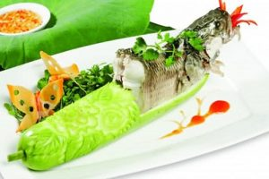 Hướng dẫn cách làm món cá quả hấp bầu giảm cân giải nhiệt cho cả gia đình