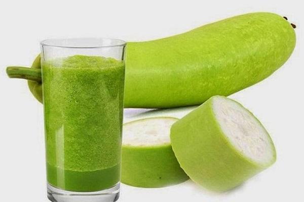 Tác dụng giảm cân bằng quả bầu, nước ép quả bầu giảm cân, ăn quả bầu có giảm cân không