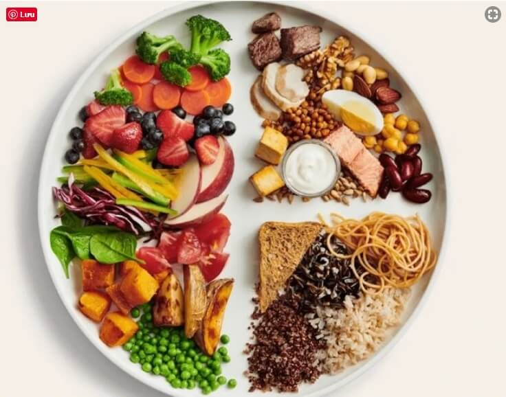 Nguyên tắc eat clean menu giảm cân đơn giản, chế độ eat clean menu giảm cân, quy tắc thực đơn eat clean giảm cân cấp tốc, ăn giảm cân theo chế độ eat clean