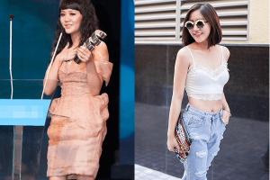 Khám phá quy trình giảm béo Max Burn Lipo giúp Văn Mai Hương mặc vừa váy cưới