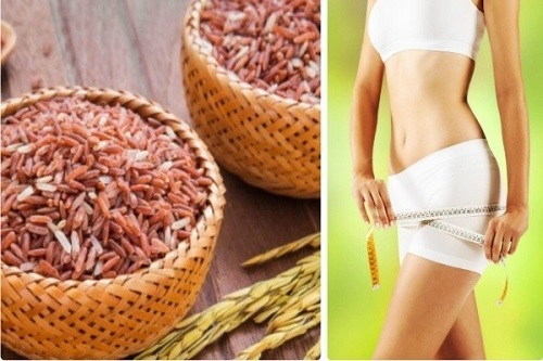 thực phẩm ăn gì lợi sữa, nước uống giảm cân sau sinh bằng đậu đen, gạo lứt, tinh bột nghệ