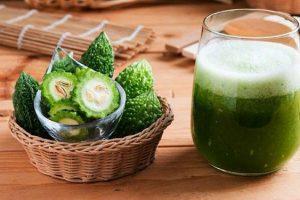 Uống mướp đắng giảm cân giúp ngăn ngừa mụn nhọt, đẹp da hiệu quả