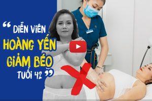 Bí kíp giảm béo sau sinh lần 3 không cần ăn kiêng của diễn viên Hoàng Yến