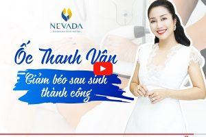 MC Ốc Thanh Vân chia sẻ địa chỉ giảm béo không cần dao kéo uy tín