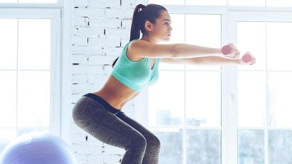 các bài tập aerobic giảm cân, mỡ bụng dưới tại nhà nhanh nhất