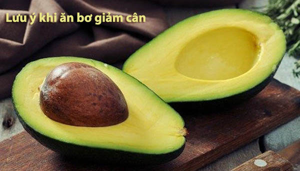 cách ăn quả (trái) bơ vào vào lúc thời gian nào với gì thế nào để có giảm cân (béo) hay tăng cân không