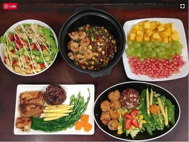 Cách ăn cơm như thế nào để giảm cân, ăn cơm nguội có giảm cân không, giảm cân bằng cách ăn cơm trắng, cách ăn cơm gạo lứt muối mè giảm cân