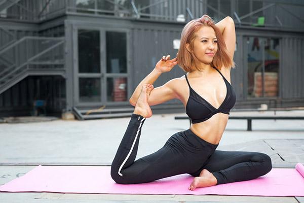 7 ngày thực đơn detox bài tập nhảy cardio cách giảm cân cùng hana giang anh