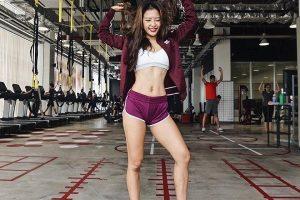Bật mí cách giảm cân Hana Giang Anh – ăn kiêng kết hợp luyện tập hiệu quả