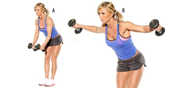 Vòng bắp tay nữ to bao nhiêu cm là đẹp, bài tập giảm bắp tay cho nữ, cách làm nhỏ bắp tay cho phụ nữ bắp tay to